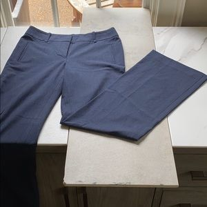 ANN TAYLOR LOFT - super comfy dress pants